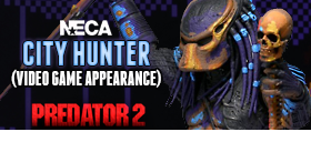NECA 16-BIT CITY HUNTER PREDATOR