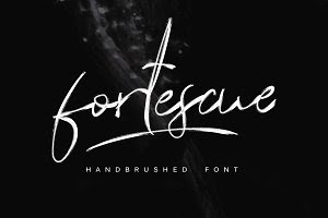 Fortescue Typeface