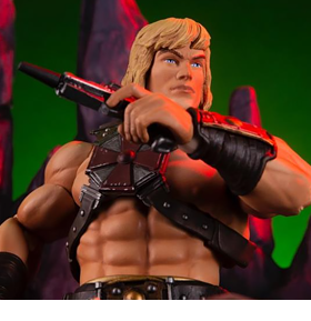 Masters of the Universe He-Man 1/6 Scale Figure