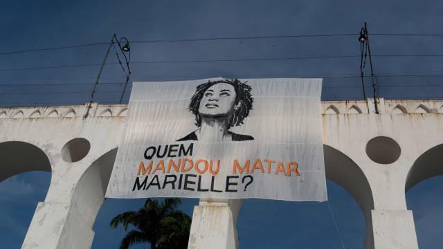 Preso na Paraíba suspeito de envolvimento na morte de Marielle Franco
