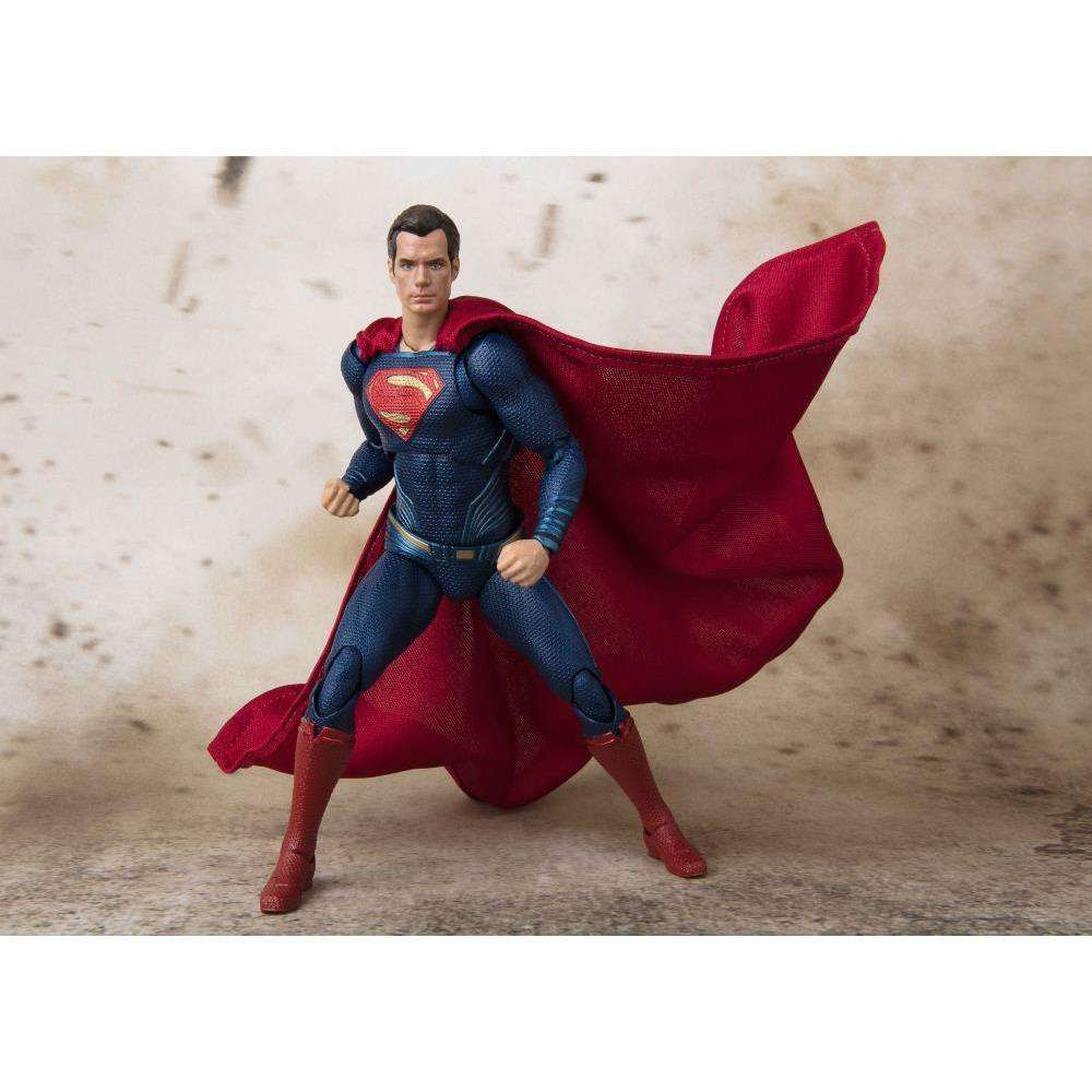 Image of Justice League S.H. Figuarts - Superman