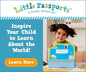 Little Passports 5th Birthday.