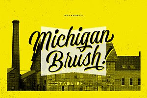 Michigan Brush (Introductory Offer!)