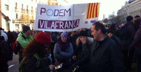 Podemos Villafranca