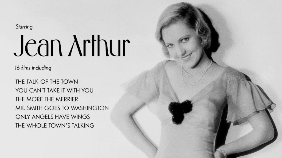 Ms. Arthur goes to town… Plus: Unsung classics from Douglas Sirk