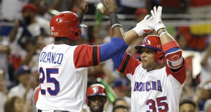 RD aplasta Canadá en inicio Serie Mundial Beisbol