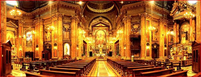 Resultado de imagen para oratorio de maria auxiliadora en turin