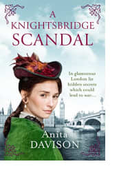 A Knightsbridge Scandal by Anita Davison