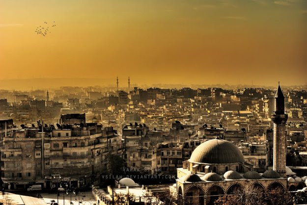 aleppo before