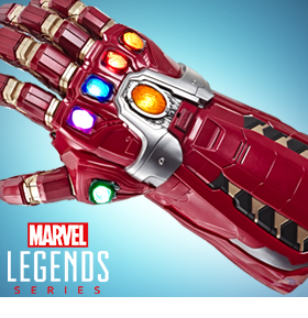 AVENGERS: ENDGAME MARVEL LEGENDS POWER GUANTLET