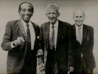 with GG Ponnambalam and Chelvanayagam 1124 tc