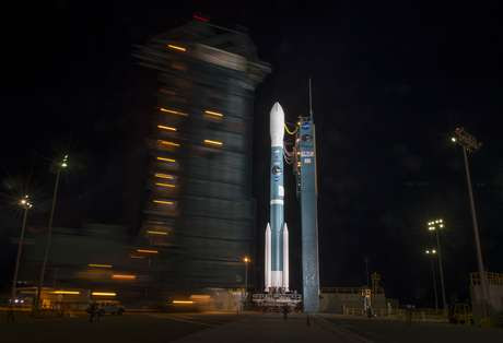 Observatório SMAP (Soil Moisture Active Passive) decolou com um foguete United Launch Alliance Delta II da base de Vandenberg, na Califórnia Foto: Bill Ingalls / Reuters