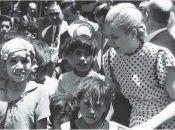 El pueblo argentino conmemora 99 años del natalicio de Eva Perón.