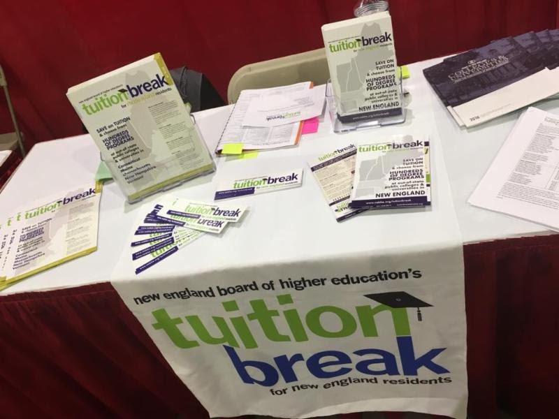 Tuition Break at your college fair
