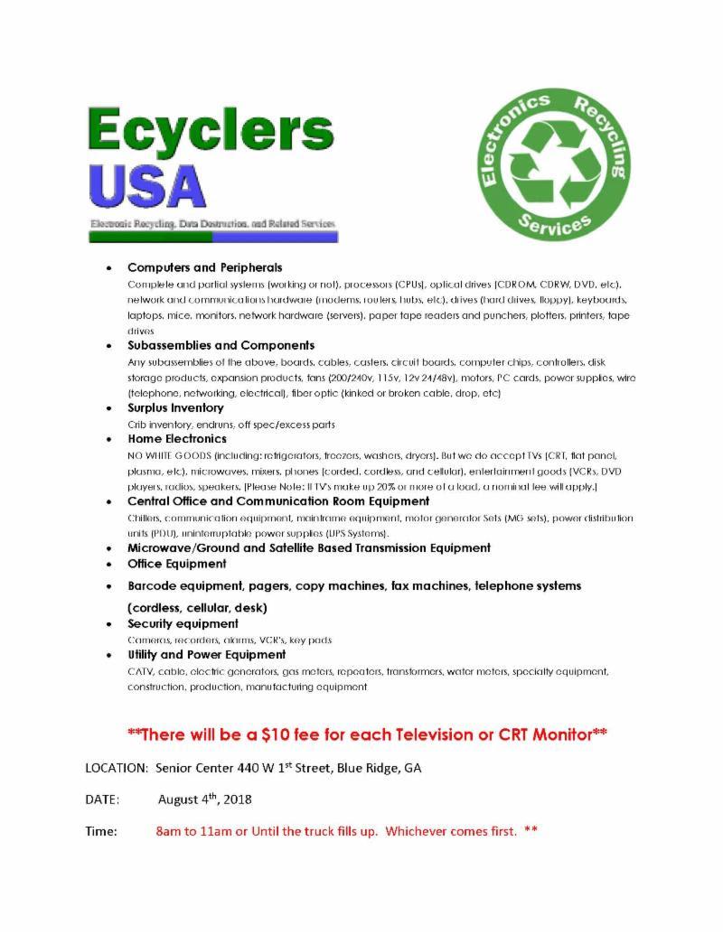 Ecyclers USA