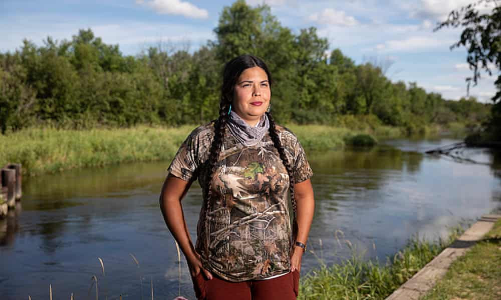 Inside the fight to stop a pipeline on tribal lands