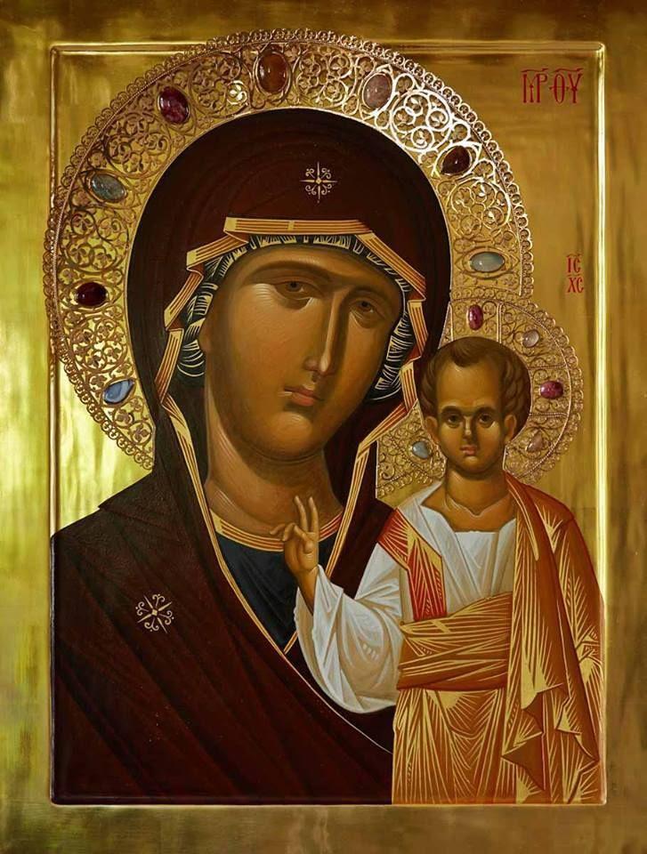 Αποτέλεσμα εικόνας για ÐºÐ°Ð·Ð°Ð½Ñ ÐºÐ°Ñ  икона божией матери