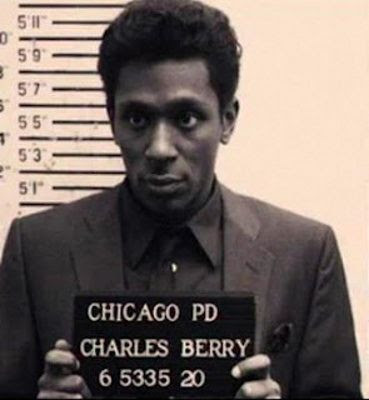 Image result for chuck berry images arrested
