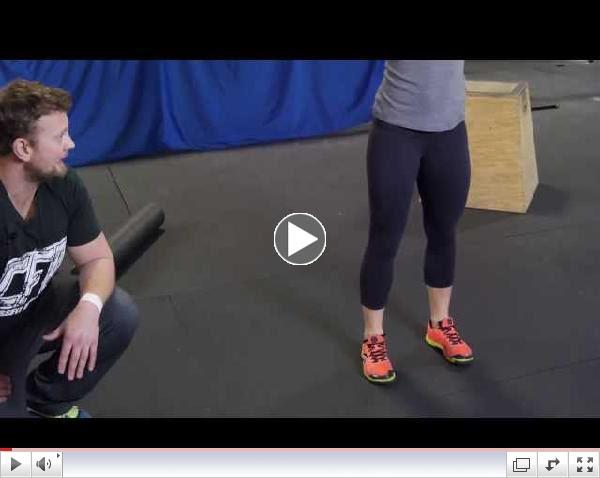 Day 21: Split jerk and shoulder mobility