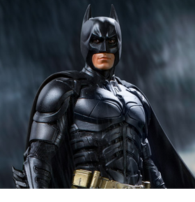 The Dark Knight Batman 1/10 Deluxe Art Scale Limited Edition Statue