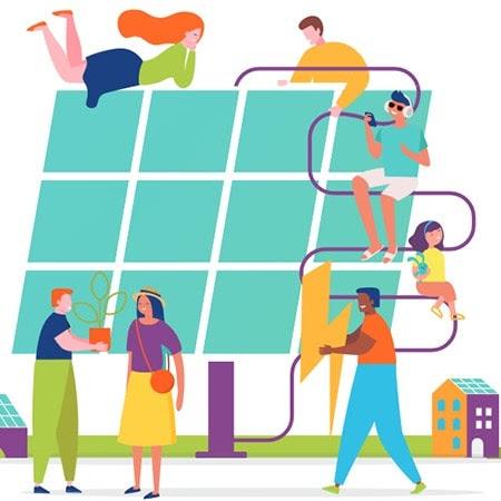SérényCalas, l'autoconsommation solaire !
