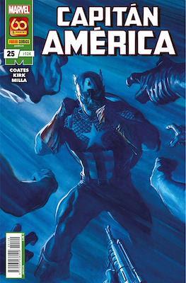 Capitán América Vol. 8 (2011-) (Grapa) #124/25