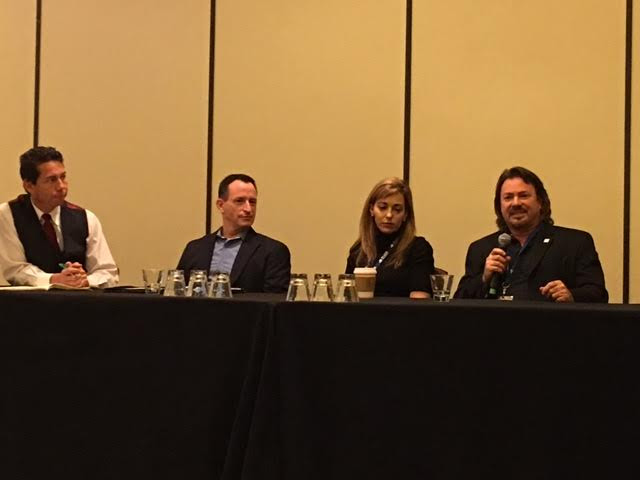 Dale DiGennaro on California Association of Mortgage professionals top producer panel 2016