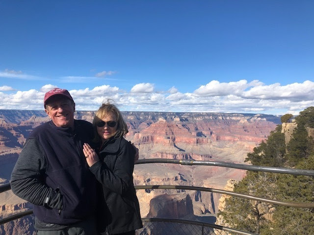 The Grand Canyon - Let the spiritual journey begin