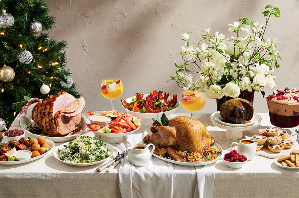 The Great Christmas Feast Serves 10 -12