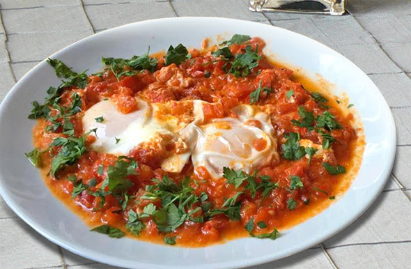 3064 shakshouka - Delicious Dishes From Across Africa