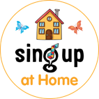 Sing Up at Home