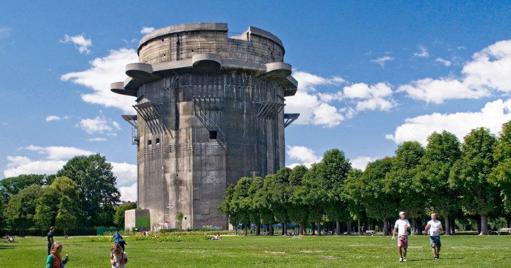 Flak Tower - Germany