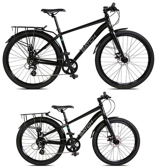 Batch Bicycles Commuter Adult and Youth