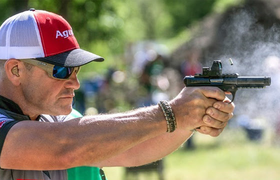 A Short History Of Pistol Shooting Techniques