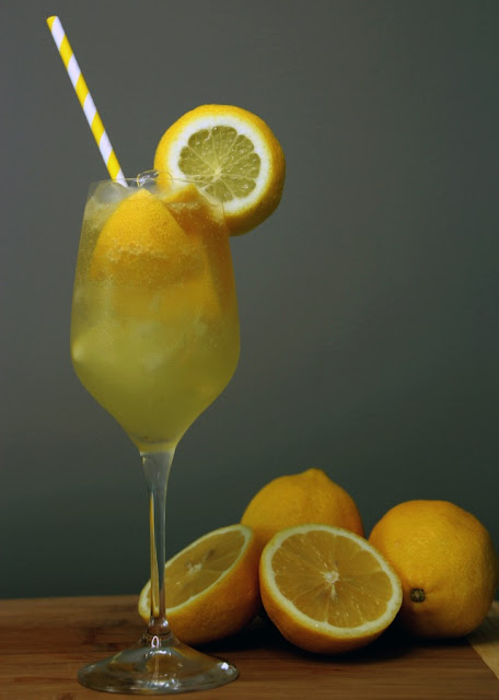 Caipirinha limon cello