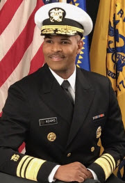 Jerome Adams Vice Adm. Jerome M. Adams 20th Surgeon General of the United States