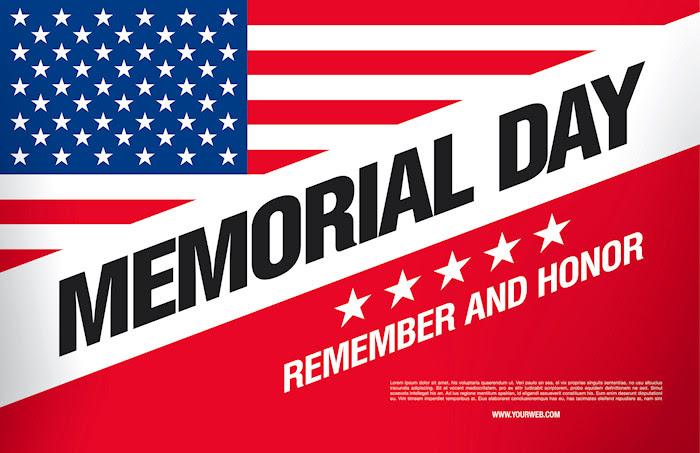 [Memorial Day banner]