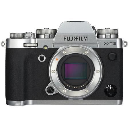 X-T3 Mirrorless Camera Body, Silver