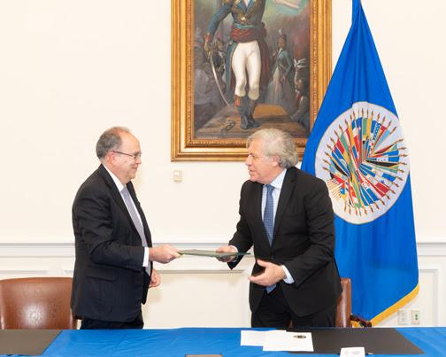 Brasil ratificó en la OEA la Convención Interamericana contra el Racismo, la Discriminación Racial y Formas Conexas de Intolerancia