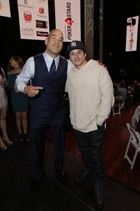 Tito Ortiz and Beau