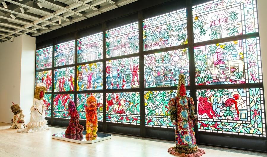 O 2017 Whitney Biennial É um arremesso perfeito Survey of Today Art