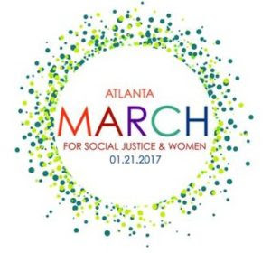 Image of the Atlanta March logo