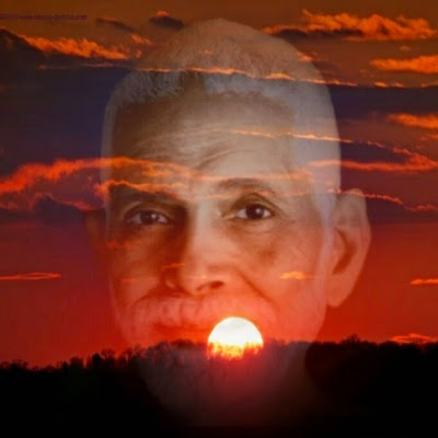 Ramana Maharshi and Sun