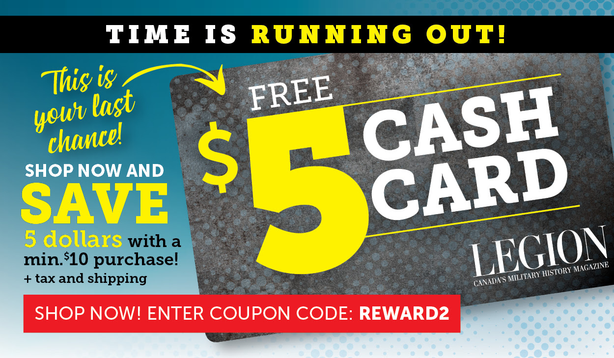 Redeem your Five Dollar Reward