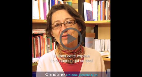 J'ai des idées pour détruire ton égo - Albane Linÿer // Par Christine - librairie Violette & Co