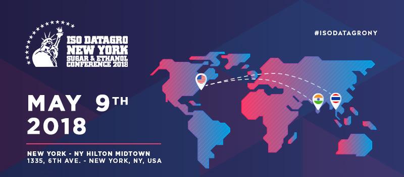 ISO DATAGRO NY Sugar & Ethanol Conference 2018