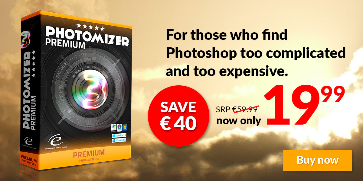 Photomizer 3 Premium Discount Coupon at 64%
