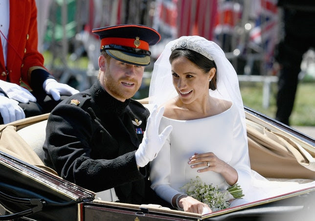 Image result for prince harry/meghan/wedding/images