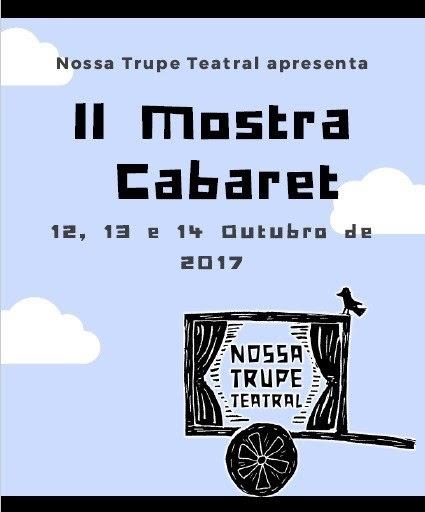 O Museu Histórico Paulo Setúbal e o Centro Cultural sediarão a II Mostra Nossa Trupe Teatral