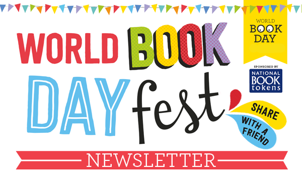 WORLD BOOK DAY NEWSLETTER HEADER
